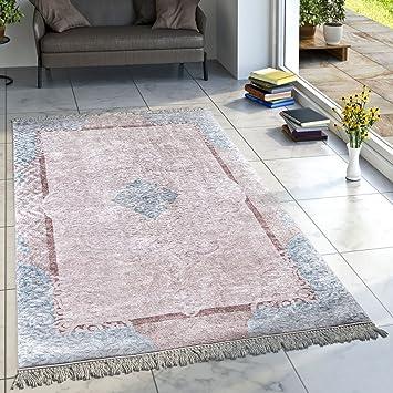 Amazon De Paco Home Designer Teppich Wohnzimmer Teppiche Orient
