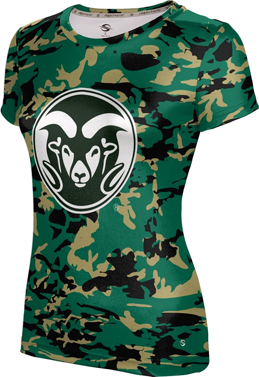 ProSphere Women's Colorado State University Camo Tech Tee