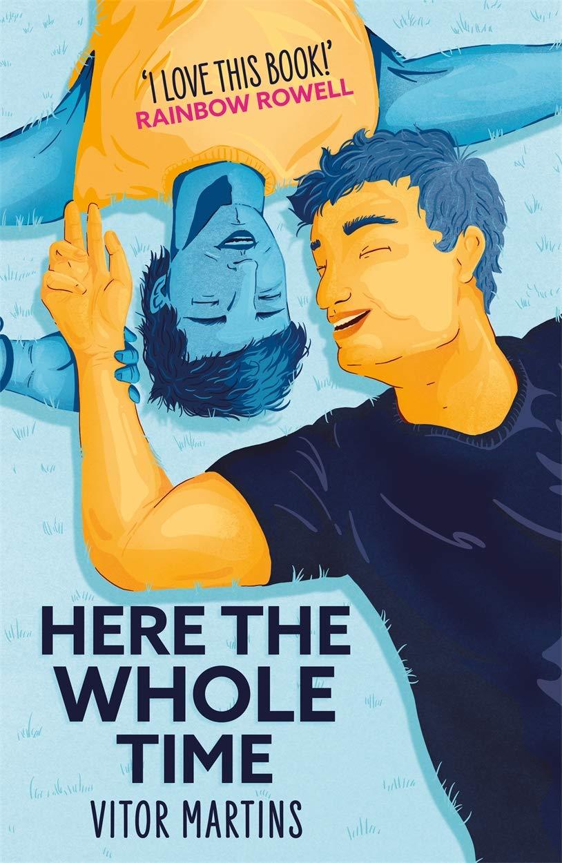 Amazon.com: Here the Whole Time (9781444958492): Martins, Vitor: Books