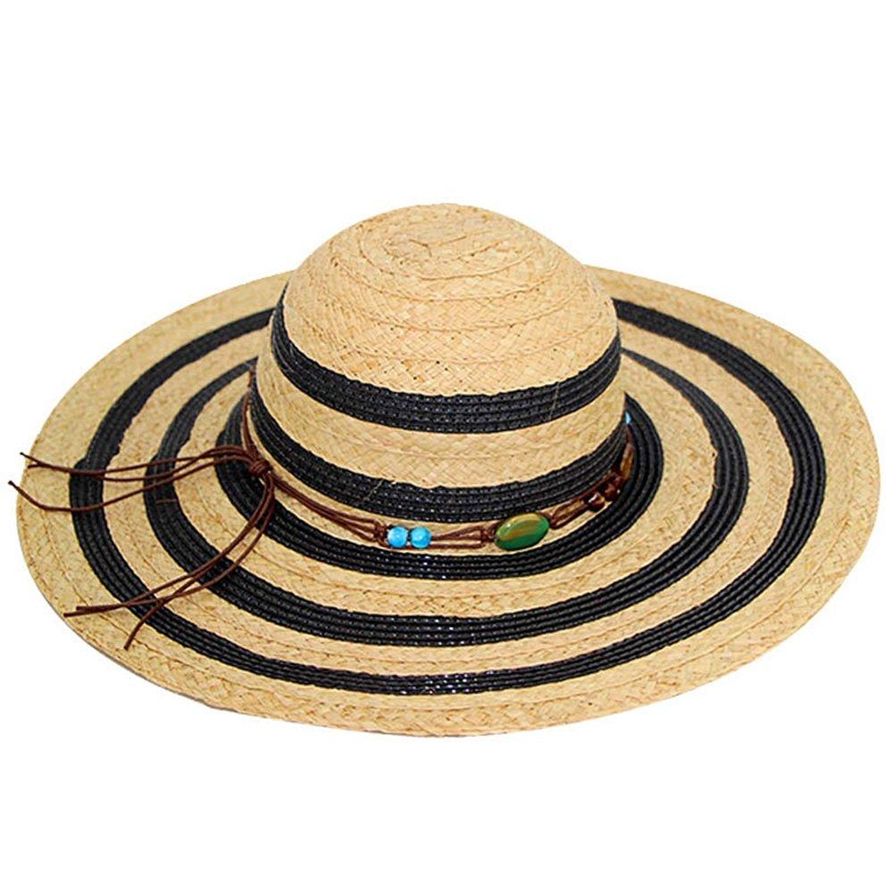 Shuo lan hu wai Hut der Frauen gefaltet im Hut mit Sonnenblende-Hut