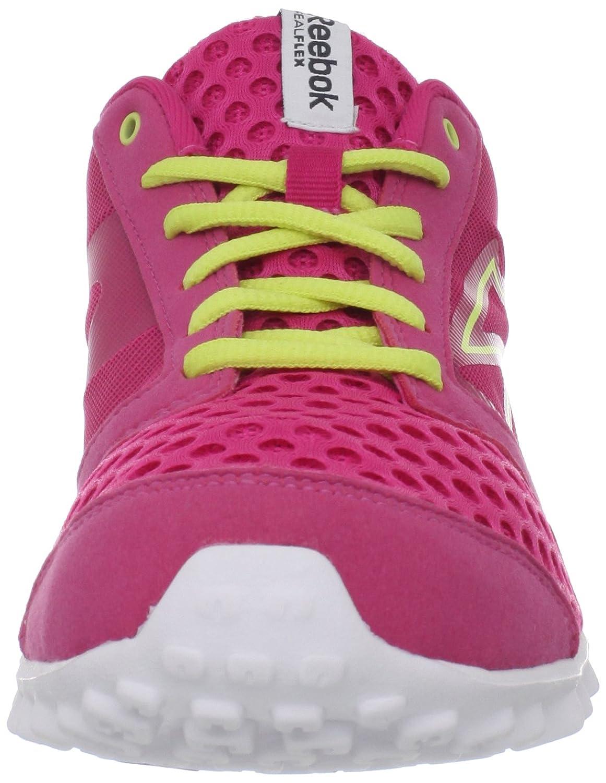Reebok Rose Chaussures De Sport Realflex IRAuU0G7v