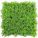 Planta artificial - TOOGOO(R)Planta de hierba verde acuatica agua falsa artificial Cesped