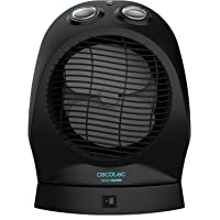 Cecotec Calefactor Baño Ready Warm 9750 Rotate Force, Potente, Oscilación, Termostato regulable, 3 modos, silencioso…