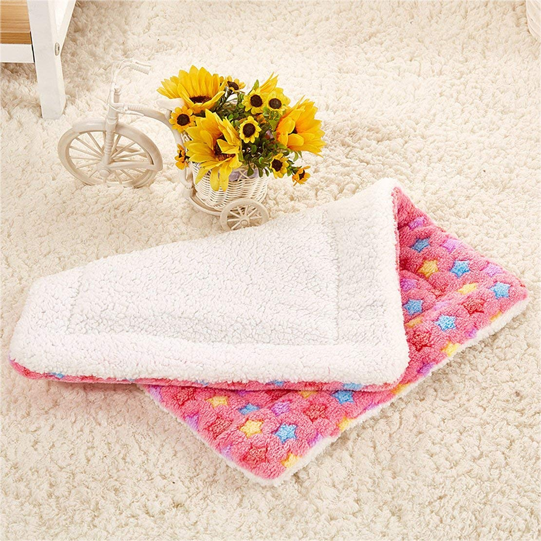 B/&C.ROOM Pet Cushion Soft Dog Cushion Sleeper Mat Cat Animal Soft and Warm Bed