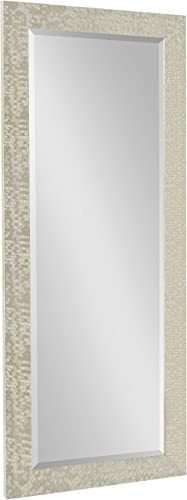 Kate and Laurel Coolidge Modern Panel Wall Mirror