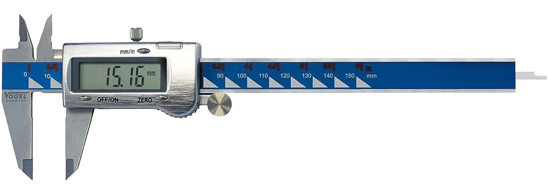 Vogel 20 2040 Digital-Messchieber im Kasten 150 mm E438031