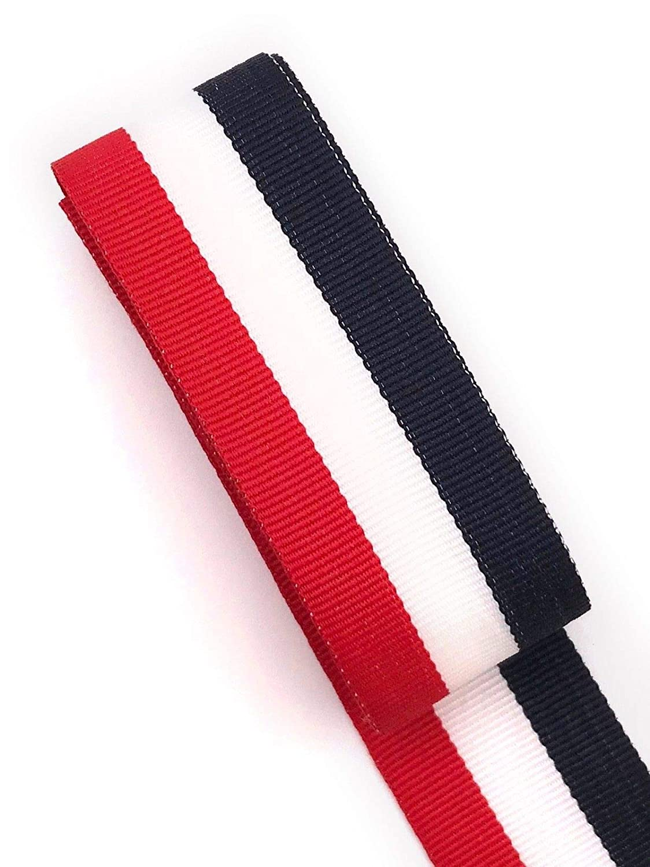 Rot-weiß-dunkelblau