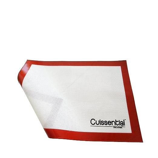 Cuissential cuskmat - Lámina antiadherente para horno (28 x 38 cm ...