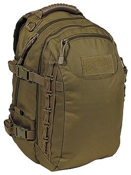 MFH US Army Mochila Acción 40 litros Geocaching Outdoor Senderismo Trekking Mochila Backpack muchos colores, color Marrón, tamaño small: Amazon.es: Deportes ...