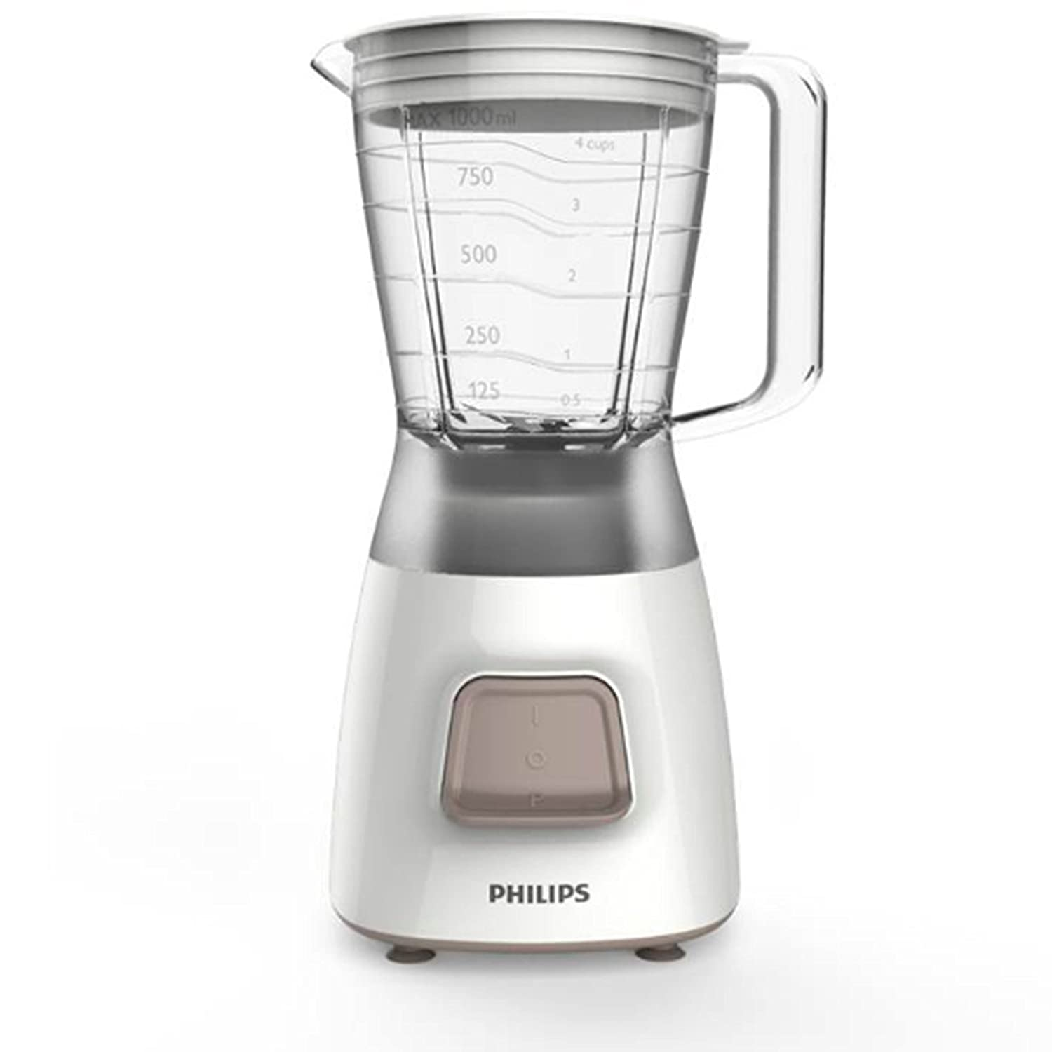 Philips Daily Collection HR2056/00 - Licuadora (1,25 L, Botones ...