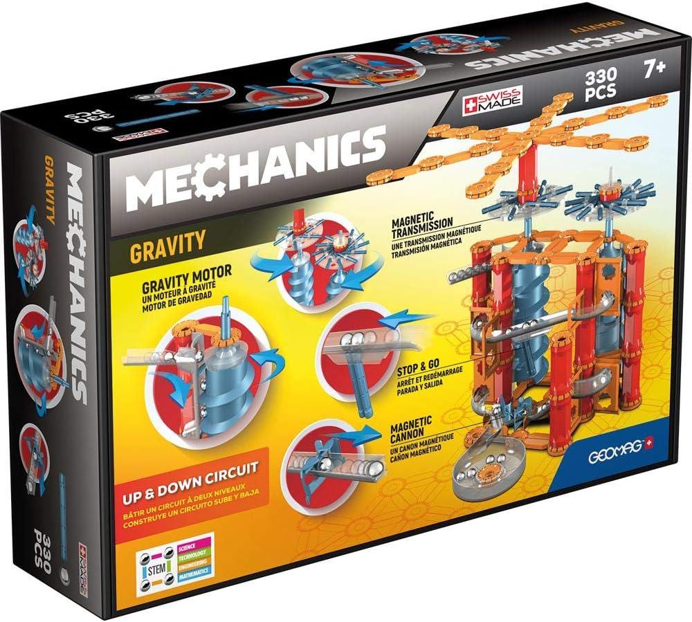 Geomag Gravity Up & Down Circuit 776 Juego de construcción de 330 piezas, Multicolor: Amazon.es: Juguetes y juegos