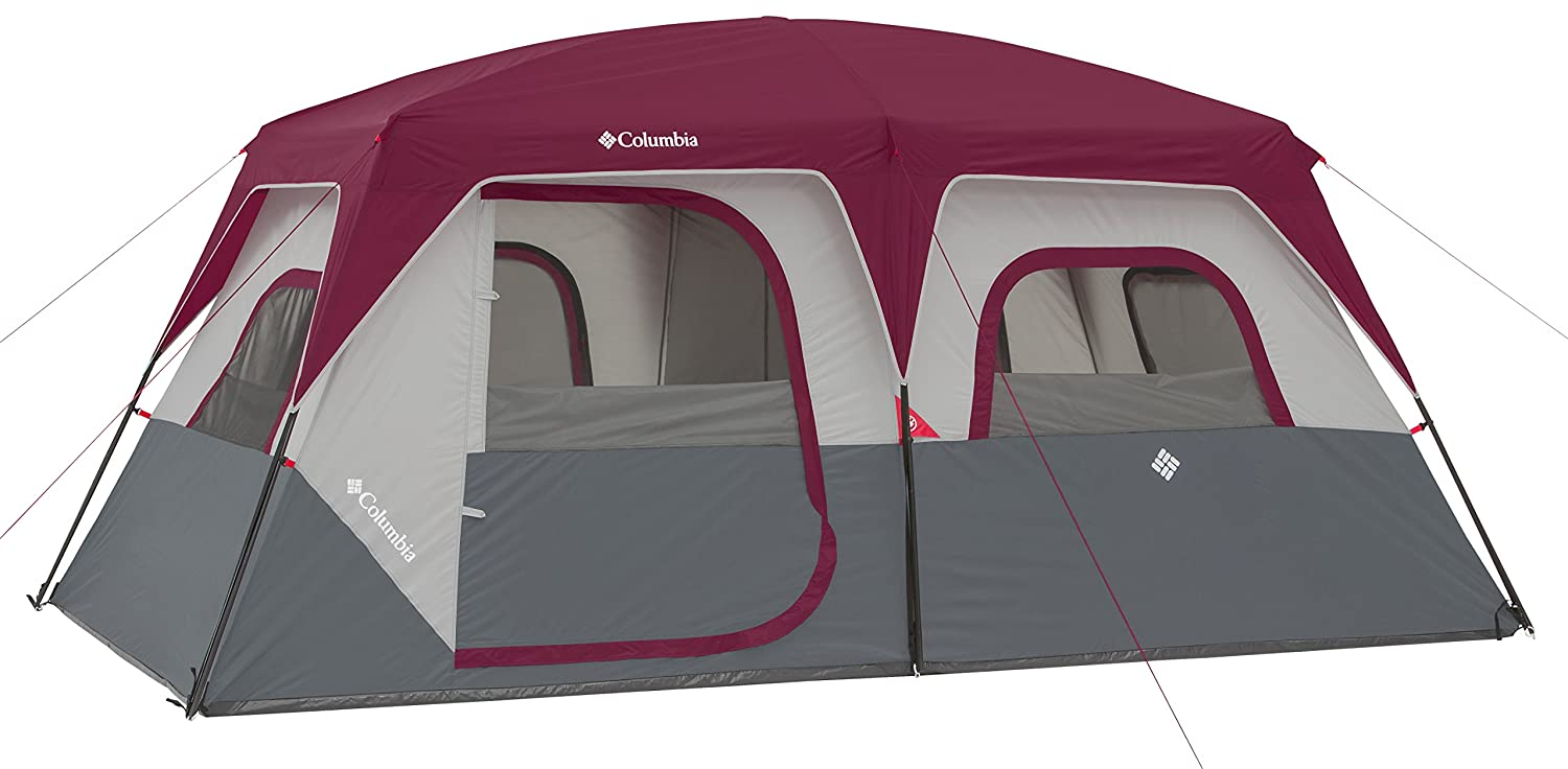 Columbia Dome Tent - 8 Person, Best cheap tent
