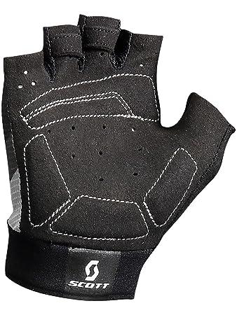 673873f5fc1f39 Scott Essential Damen Fahrrad Handschuhe kurz schwarz/weiß 2018: Größe: XS  (6
