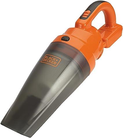 Black Decker-& BDCDB18N XJ-Aspirador de mano, 18 V: Amazon.es: Bricolaje y herramientas