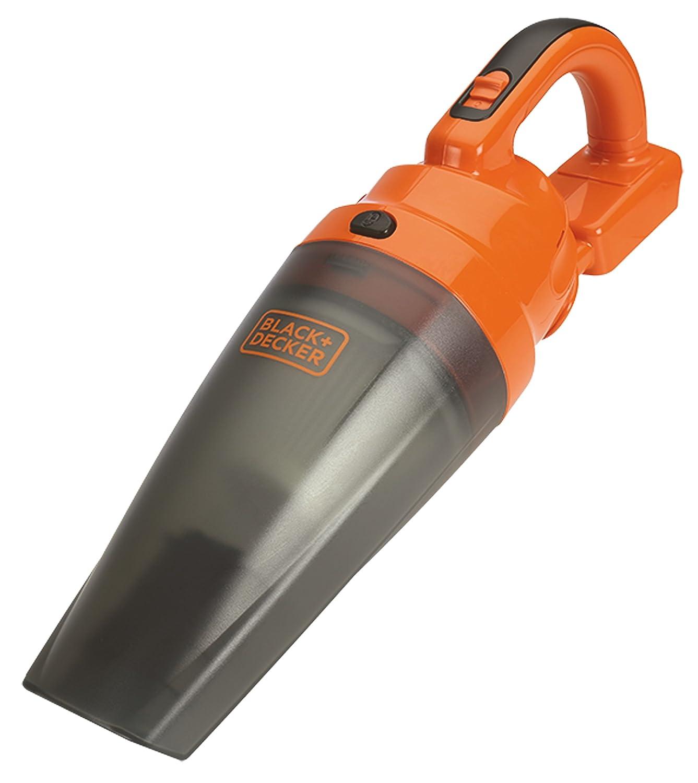 Acquisto BLACK+DECKER BDCDB18N-XJ Aspiratutto Portatile Ricaricabile, 18 V, Arancione/Nero Prezzo offerta