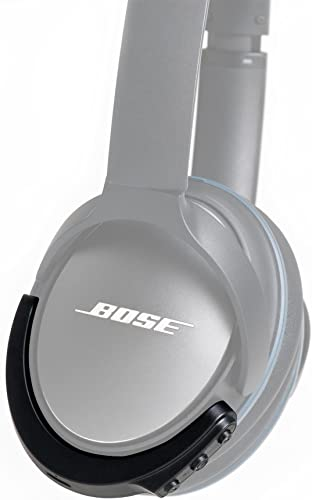 BTunes Wireless Bluetooth 5.0 Adapter for Bose Quiet Comfort 25 Headphones New for QC25 Black
