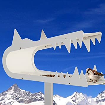 RADIUS Vogelhaus Piep Show Wolf: Amazon.de: Haustier