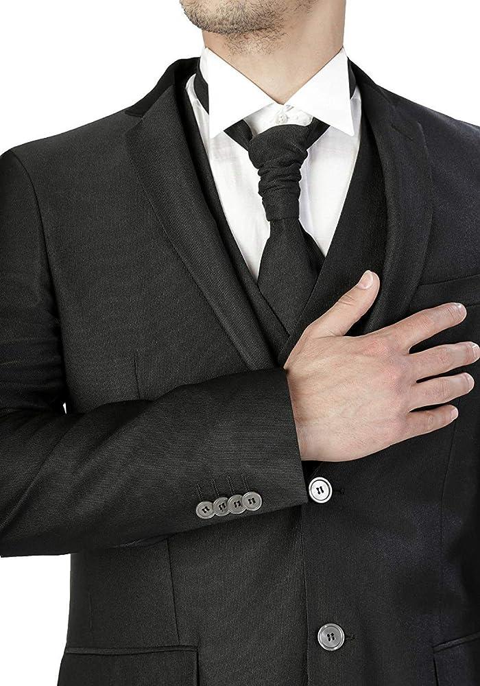 FB CLASS - Vestido de Novio para Hombre Completo con Vestimenta ...
