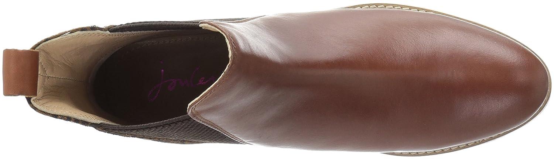 Joules Women's B01EZ5LQ8U Westbourne Leather Chelsea Boots B01EZ5LQ8U Women's 7 B(M) US|Ocelot 133422