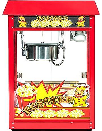 Pajoma 50007 - Maquina de palomitas, color rojo