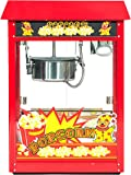 Pajoma 50007Machine à Popcorn XXL sans chariot, rouge