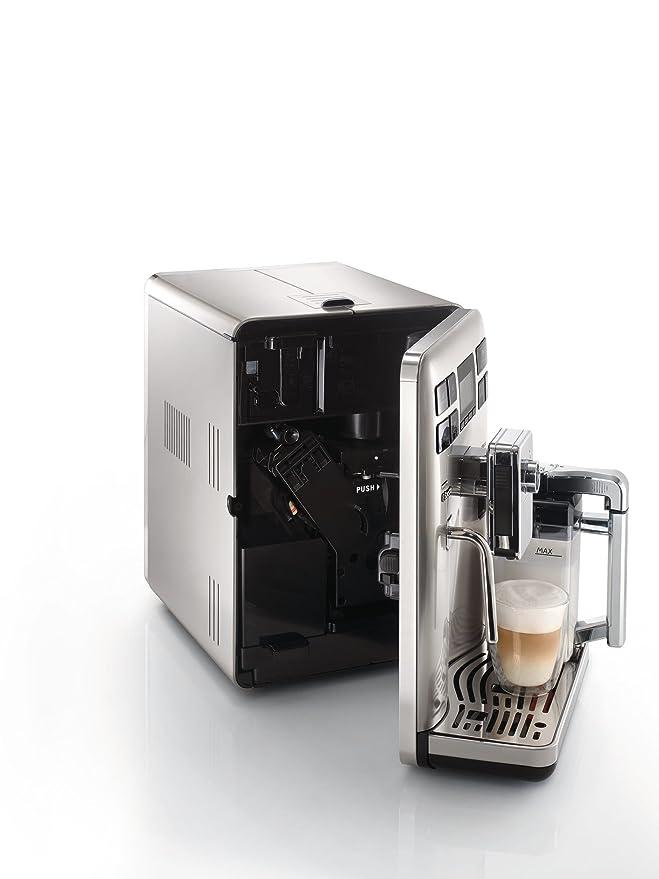 Saeco Exprelia HD8856/47 - Cafetera (Máquina espresso, 1,6 L ...