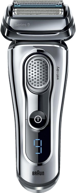 Sistema de afeitado eléctrico Braun Series 9-9095cc en húmedo y ...