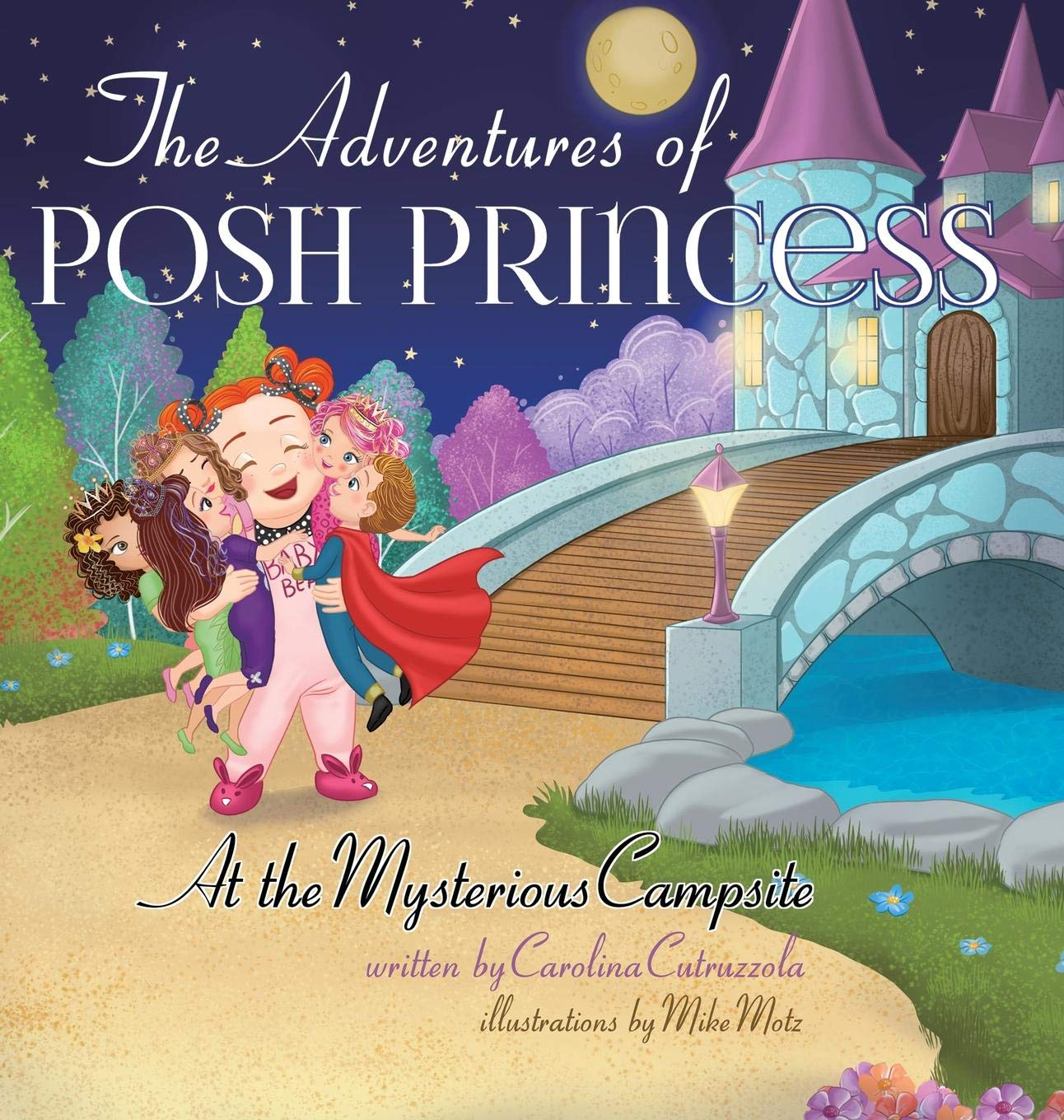 The Adventures of Posh Princess - At the Mysterious Campsite pdf epub
