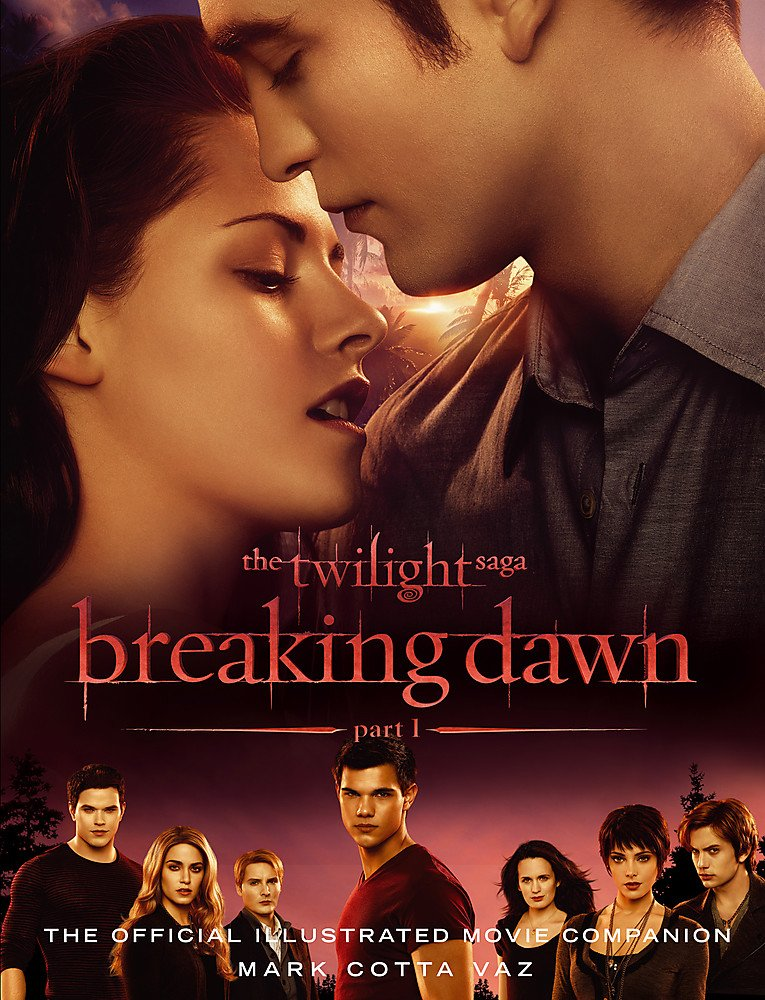 Read Online Twilight Saga Breaking Dawn Part 1: The Official Movie Companion pdf epub