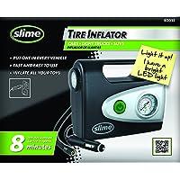 Slime 40032 Inflador 12V de Neumáticos y Otros Usos