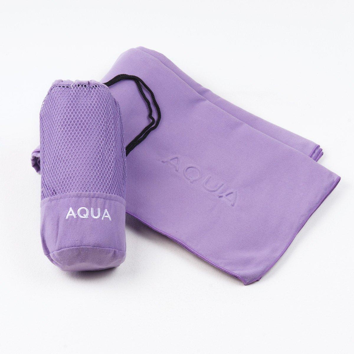 Sancarlos Aqua Toalla Microfibra, Lila, 70x140 cm product image
