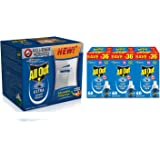 All Out Power Slider and Refill 60 Combo (Pack of 3)
