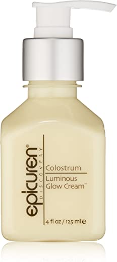Epicuren Discovery Colostrum Luminous Glow Cream, 2 Fl Oz