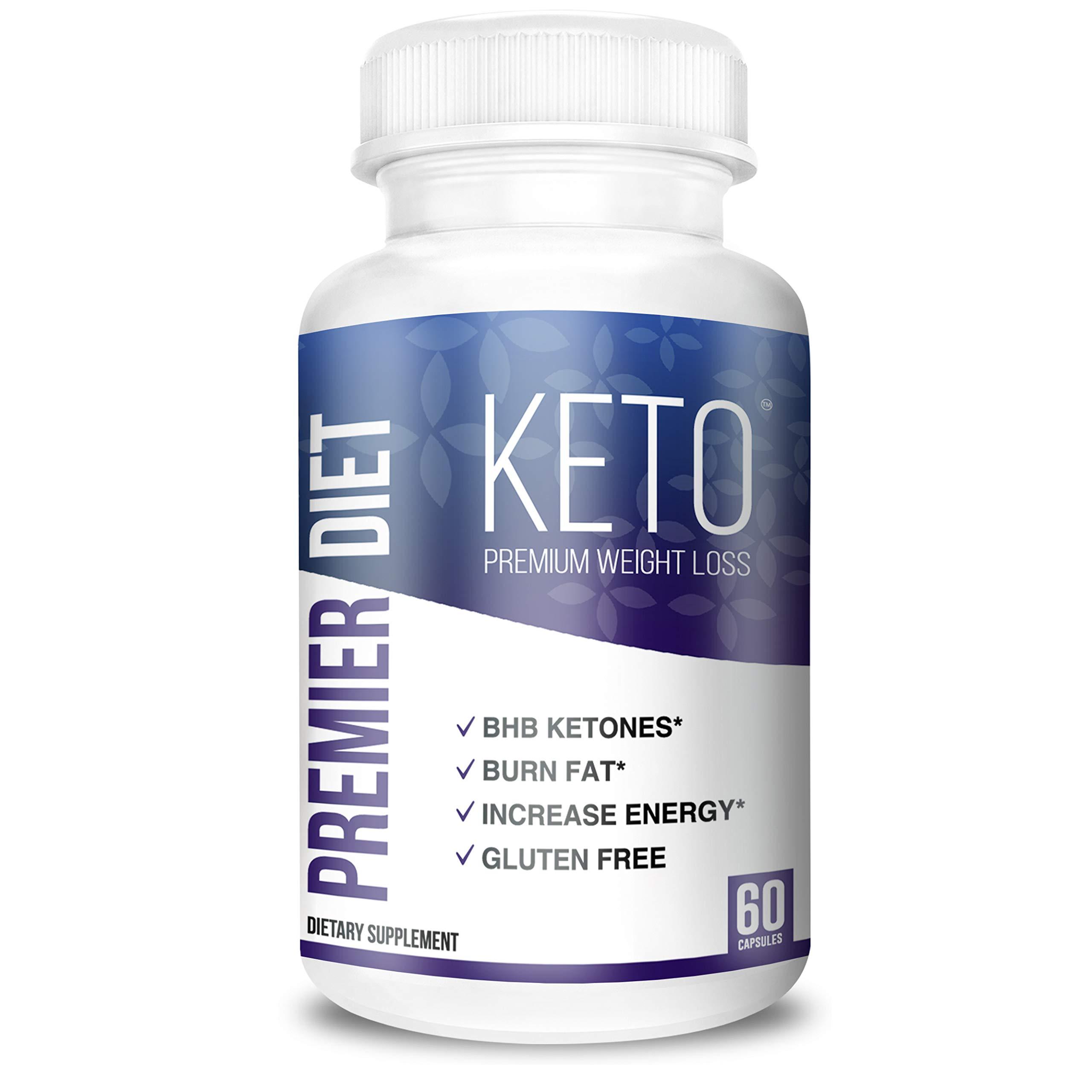Amazon.com: Keto Burn - All Natural Keto Diet Pills - Ketogenic Fat Burner, Vegan Friendly ...
