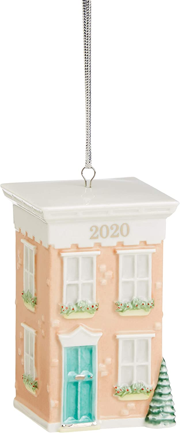 Lenox 2020 Home with You Ornament, 0.35 LB, Multi