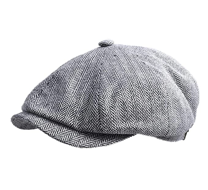 authentic super quality undefeated x Stetson Hatteras Silk Flat Cap at Amazon Men's Clothing store