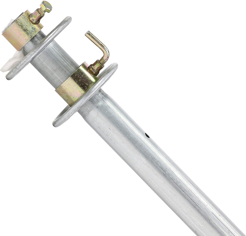 Channel Master CM 1820 - Antena telescópica (Acero, 17 pies)