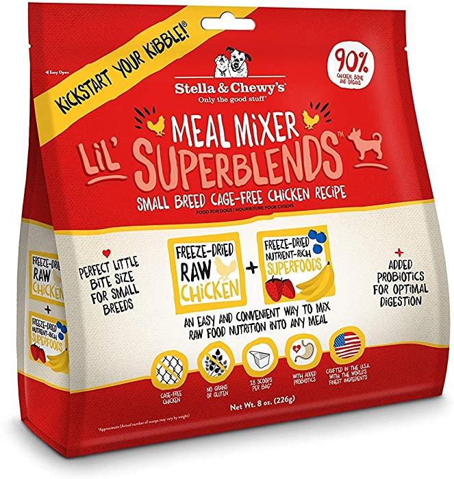 Stella & Chewy's Dried Meal Mixer Super Blends