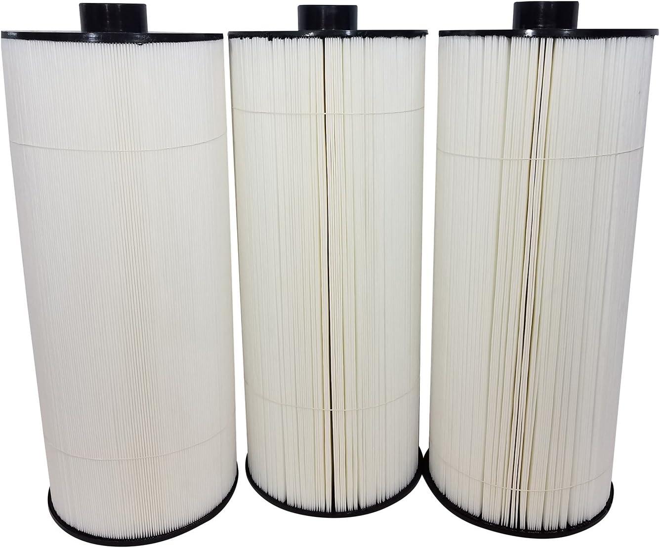 Excel filtros xls-893 3 unidades 450 M². Cartuchos de filtro de repuesto para Retrofit Kit Sistema 3: Amazon.es: Jardín