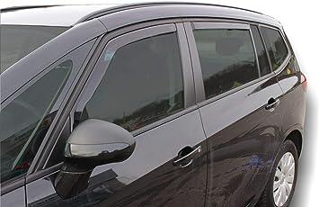 J/&J AUTOMOTIVE DEFLETTORI ARIA ANTITURBO Opel Zafira C Tourer 2012-ad oggi 2 pezzi