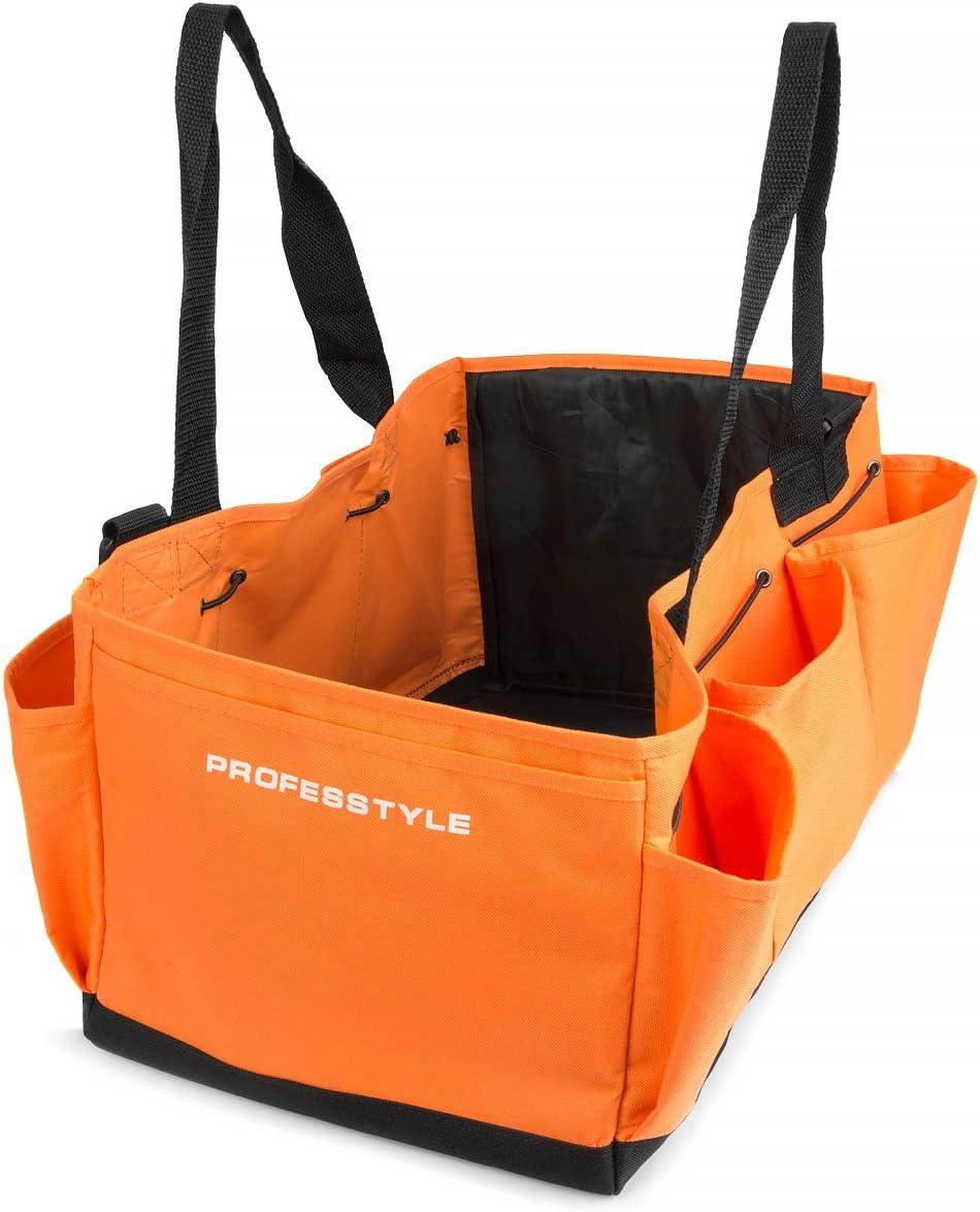 Professtyle Gardening Bag & Organizer Tote Bag for Your Gardening Hand Tool, Storage Organizer Equipment, Optimal Size