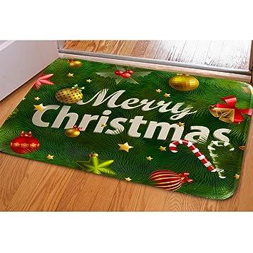 inside doormat for home decor entrance welcome door mat christmas decoration area rug floor carpet - Inside Door Christmas Decorations