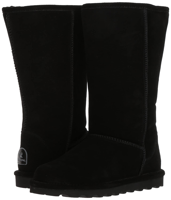 BEARPAW Women's Elle Tall Fashion Boot B06XRQ7RH1 9 B(M) US|Black Ii
