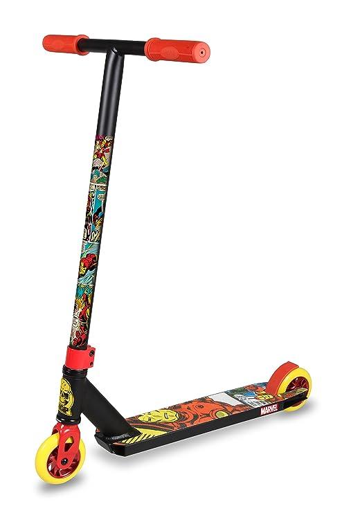 Amazon.com: MADD Gear Marvel Pro – Patinete Scooter: Sports ...