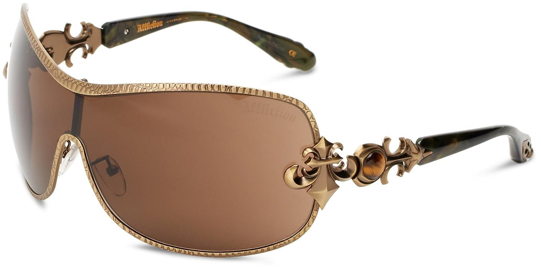 57787165713 Amazon.com  Affliction Sunglasses Fiona Shield Sunglasses