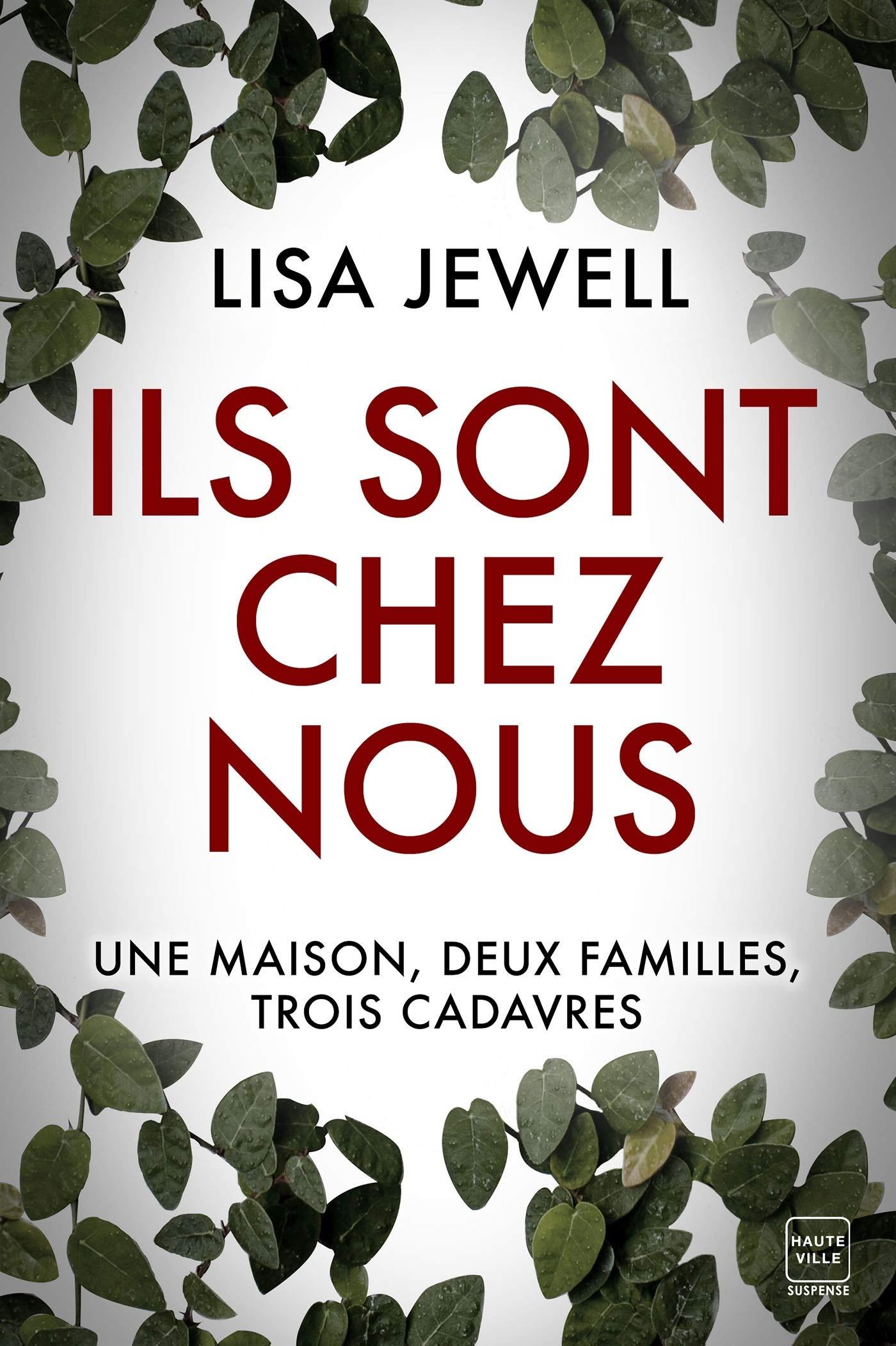 Ils sont chez nous: Amazon.fr: Jewell, Lisa: Livres