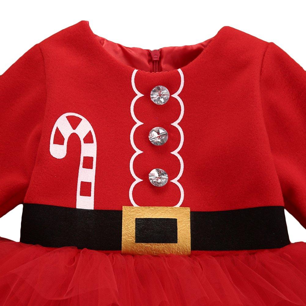 Yying Vestito da Cerimonia Nuziale di Nozze della Principessa Costume Tutu della Ragazza
