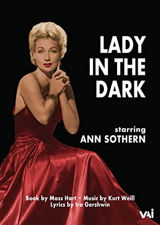 Amazoncom Lady In The Dark 1954 Tv Production Ann Sothern Hart