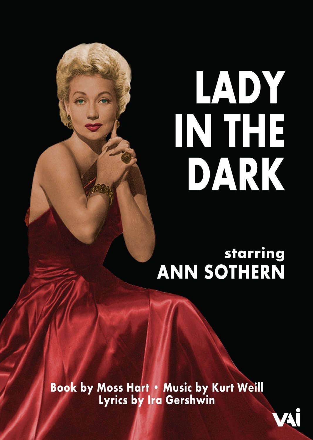 Lady in the Dark - 1954 TV Production