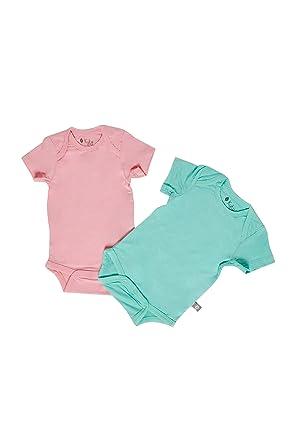 ace4496a9 Amazon.com  Kyte BABY Onesie - Unisex Onesies - Short Sleeve Baby ...